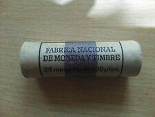 CARTUCHO FNMT DE 25 MONEDAS DE  100 PESETAS  AÑO 1988   ( MB10020 )