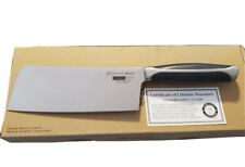 Princess House Culinario Series Stainless Steel Meat Cleaver # 3710