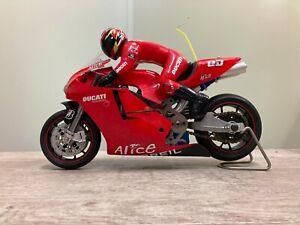 RC- Modell Thunder Tiger 1:5 Nitro Ducati Desmosedici Nitro
