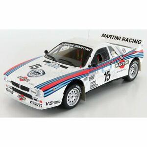 Ixo Models Lancia 037 Team Martini Racing N 15 5Th Rally Acropolis 1983 A.Betteg
