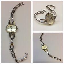 Armbanduhr 835 er Silber Zentra Handaufzug Uhr Silberuhr Damenuhr