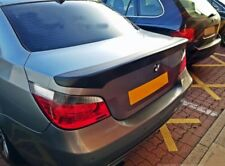 BMW E60 Spoiler CSL M Paket look Rear Sport Agressive Ducktail 5 series NEW