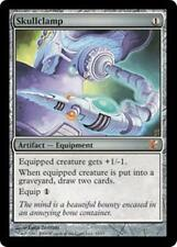 Foil SKULLCLAMP From the Vault: Exiled MTG Artifact — Equipment Rare