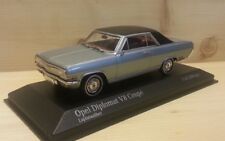 Opel Diplomat V8 Coupe silber 1965 - 1:43