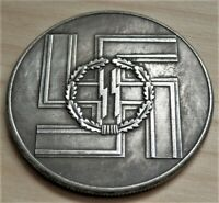 WW2 GERMAN COMMEMORATIVE COLLECTORS COIN...