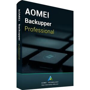 AOMEI-Backupper Pro 2021 for windows 32/64 full Activated