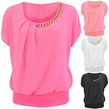 Viscose Blouse Regular Semi Fitted Tops & Shirts for Women