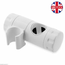 Triton Mira Galaxy Replacement WHITE 25MM Shower Bracket Slider Riser Rail By MX