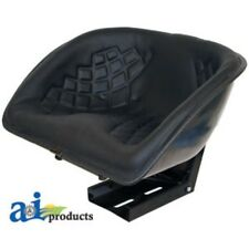 Universal Tractor Bucket Seat Black BS100BL