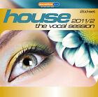 CD House The Vocal Session d'Artistes divers 2CDs