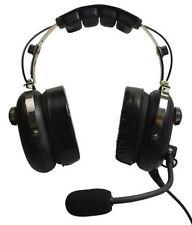 Sl-900 Skylite Aviation Pilot Headset With GEL GA Dual Plug and Bag