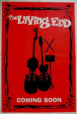 Huge The LIVING END Coming Soon! Promo Poster