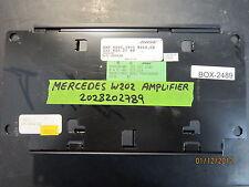 MERCEDES W202 BOSE AMPLIFIER #2028202789 *see item description*
