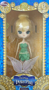 """Groove Inc Disney Peter Pan DAL 12"""" Doll Sealed Collectable box set I RARE"""