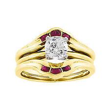 Markenlose Ringe aus Gelbgold mit Diamanten