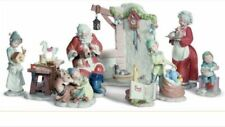 Lladro Entire Enchanted Night Before Christmas Collection$3800