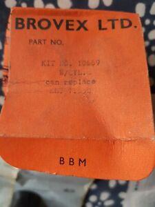1 Wheel Cylinder Repair Kits Humber Hawk Mk 1  1 a Brovex 10669 KL71552