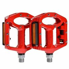 WELLGO MG-1 MTB BMX DH Magnesium Cycling Bike Pedals Red Bicycle Pedals