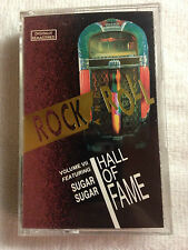 Rock N Roll Hall of Fame Vol. VII - Featuring: Sugar, Sugar - Cassette Tape