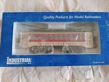 Industrial Rail O27 Gauge Seasons Greetings Powered Trolley #1225 NEW in box!
