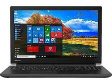 "TOSHIBA A50-01R01S 15.6"" Laptop Intel Core i7 7th Gen 7500U (2.70 GHz) 1 TB HDD"