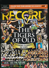 2008 AFL Football Record Hawthorn vs West Coast Eagles Jun 27  unmarked