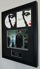 The Courteeners-Original St Jude CD-Certificate-Metal Plaque-Luxury Framed