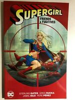 SUPERGIRL Friends & Fugitives (2016) DC Comics TPB 1st FINE