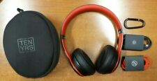Beats Wireless Headphones Decade Collection Black and Red NO SOUND RIGHT EAR