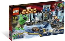 2012 LEGO HULK'S HELICARRIER BREAKOUT 6868, MARVEL SUPER HEROES, RETIRED, RARE!
