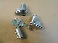 55 56 57 58 59 60 Thunderbird  Door + Ignition Locks + Keys NEW