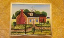 Jonas Bradford painting