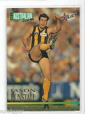 1995 Select All Australian (AA5) Jason DUNSTALL Hawthorn +++