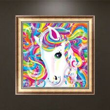 Unicorn DIY 5D Full Diamond Painting Embroidery Cross Stitch Home Decor Animal