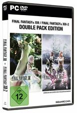 Final Fantasy Double Pack (XIII +XIII-2) PC  NUOVO!!! ITA