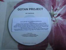 Gotan Project Mi Confesión Label: XL Recordings XLS243CD UK Promo CD Single