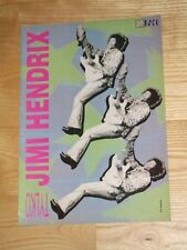 VERY RARE !!! Polish Magazine Jimi Hendrix on cover