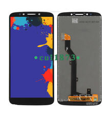 for Motorola Moto G6 Play Xt1922 LCD Display Touch Screen Glass Digitizer Black