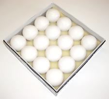 Billard Kugel weiß Schneeweiß Anstoßkugel Spielball Pool Turniergröße 57,2mm