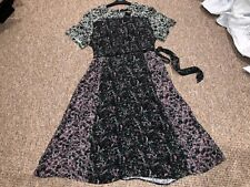 Next ladies floral ditsy summer tea party 40s land girl midi Dress bnwt 20