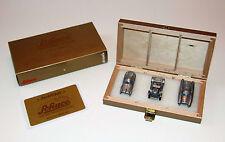 """Schuco piccolo set"""" 100 ans """"dans caisse en bois. édition limitée 1.000 pièces"""