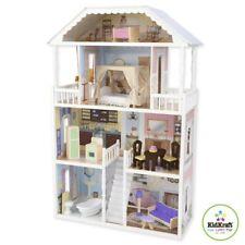 KidKraft Puppenhaus Savannah wie neu mit viel Zubehör
