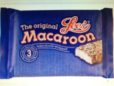 Sweets Macaroon Bars Scottish Sweets Pack of Three