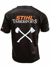 Stihl Funkionsshirt T-Shirt STS Timbersports Größe S - XXL
