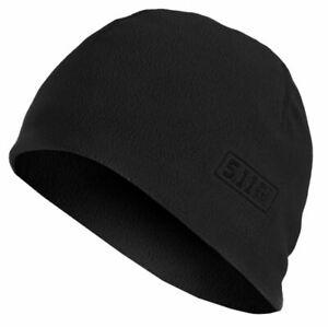 89250, 5.11 Tactical Watch Fleece Cap Beanie Hat,   Two Sizes:  S/M & L/XL