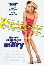 There's Something About Mary Movie Poster 27x40 D/S Cameron Diaz Ben Stiller