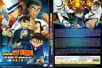 Detective Conan: The Fist of Blue Sapphire (Movie 23) ~ All Region ~ Brand New
