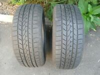 LOT 2 PNEUS 4 saisons FALKEN  215/55R17 98 V