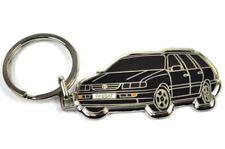 VW Passat Noir Voiture Métal Porte-Clés Volkswagen Voiture Clé Chaîne