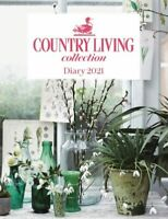 COUNTRY LIVING DELUXE A5 DIARY 2021 NEW  CAROUSEL DIARIES 2021 HARDBACK